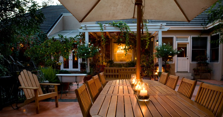 Inexpensive Ways To Decorate Your Patio