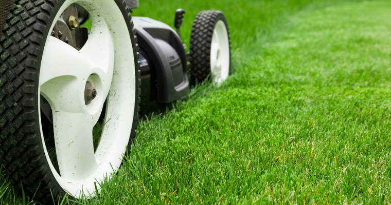 How to Prevent Grass From Sticking to Your Mower Deck
