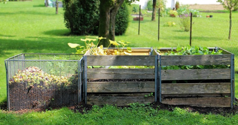 Create a Healthier Garden With Organic Compost